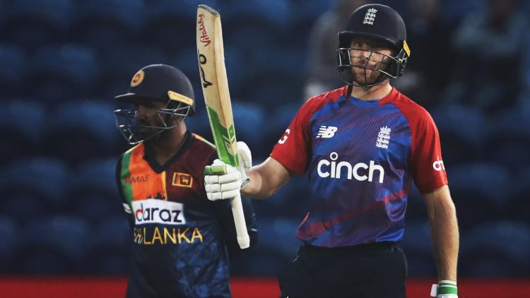 Srilanka tour of England T20 match ( Image Courtesy ICC / Twitter )