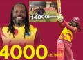 Chris Gayle Image Courtesy West Indies Cricket